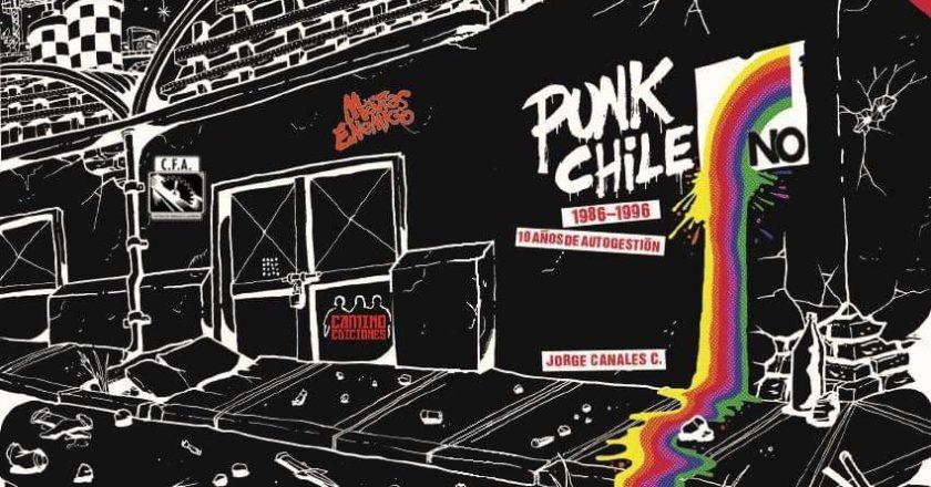 """Autogestión, el motor del punk chileno: una conversación con Jorge Canales, autor del libro """"Punk Chileno 1986-1996"""" (Parte 1)"""