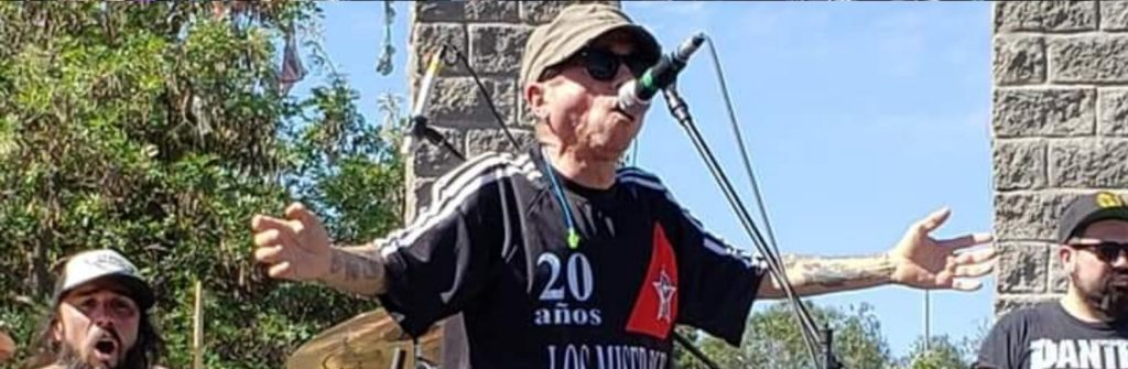 Claudio García, voz de Los Miserables