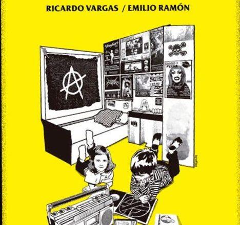 """Letra Sónica 2: Presentan el libro """"Disco punk. Veinte postales de una discografía local"""""""