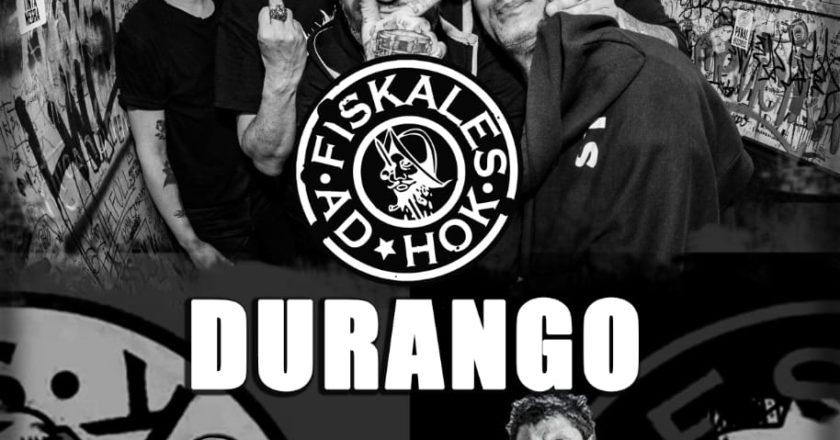 Fiskales Ad-Hok + Durango en vivo vía streaming